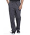 Photograph of Workwear WW Professionals Men Men's Tapered Leg Drawstring Cargo Pant Gray WW190-PWT