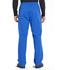 Photograph of Workwear WW Professionals Men Men's Tapered Leg Drawstring Cargo Pant Blue WW190-ROY