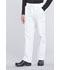 Photograph of Workwear WW Professionals Men Men's Tapered Leg Drawstring Cargo Pant White WW190-WHT