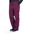 Photograph of WW Professionals Men's Men's Tapered Leg Drawstring Cargo Pant Red WW190-WIN