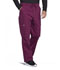 Photograph of Workwear WW Professionals Men's Men's Tapered Leg Drawstring Cargo Pant Red WW190-WIN