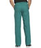 Photograph of WW Core Stretch Men's Men's Fly Front Pant Green WW200-HUNW