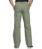 Photograph of WW Core Stretch Men's Men's Fly Front Pant Green WW200-OLVW