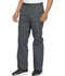Photograph of WW Core Stretch Men Men's Fly Front Pant Gray WW200-PWTW
