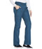 Photograph of WW Originals Women's Mid Rise Straight Leg Pull-on Cargo Pant Blue WW210-CARW