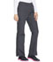 Photograph of WW Originals Women's Mid Rise Straight Leg Pull-on Cargo Pant Gray WW210-PWTW