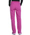 Photograph of WW Originals Women Mid Rise Straight Leg Pull-on Cargo Pant Pink WW210-SHPW