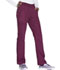 Photograph of WW Originals Women's Mid Rise Straight Leg Pull-on Cargo Pant Purple WW210-WINW