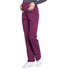 Photograph of WW Professionals Women's Maternity Straight Leg Pant Red WW220-WIN