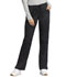 Photograph of WW Revolution Tech Women's Mid Rise Straight Leg Drawstring Pant Black WW235AB-BLK
