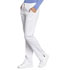 Photograph of WW Revolution Tech Women's Mid Rise Straight Leg Drawstring Pant White WW235AB-WHT