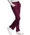 Photograph of WW Revolution Tech Women Mid Rise Straight Leg Drawstring Pant Red WW235AB-WIN
