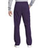 Photograph of WW Revolution Tech Men Men's Mid Rise Straight Leg Zip Fly Pant Purple WW250ABS-EGG