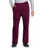 Photograph of WW Revolution Tech Men's Men's Mid Rise Straight Leg Zip Fly Pant Red WW250ABS-WIN