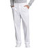 Photograph of WW Revolution Tech Men's Men's Mid Rise Straight Leg Zip Fly Pant White WW250ABT-WHT