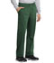 Photograph of WW Revolution Tech Men's Men's Mid Rise Straight Leg Zip Fly Pant Green WW250AB-HUN