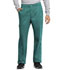 Photograph of WW Revolution Tech Men's Men's Mid Rise Straight Leg Zip Fly Pant Blue WW250AB-TLB