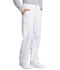 Photograph of WW Revolution Tech Men's Men's Mid Rise Straight Leg Zip Fly Pant White WW250AB-WHT