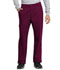 Photograph of WW Revolution Tech Men Men's Mid Rise Straight Leg Zip Fly Pant Red WW250AB-WIN