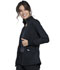 Photograph of WW Revolution Women's Zip Front High-Low Jacket Black WW301-BLK