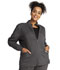 Photograph of WW Revolution Women's Zip Front High-Low Jacket Gray WW301-PWT