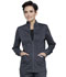 Photograph of WW Revolution Women Zip Front High-Low Jacket Gray WW301-PWT