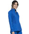 Photograph of WW Revolution Women's Zip Front Hi-Low Jacket Blue WW301-ROY