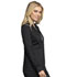 Photograph of WW Revolution Tech Women's Zip Front Warm-Up Jacket Black WW305AB-BLK