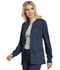 Photograph of WW Revolution Tech Women's Zip Front Warm-Up Jacket Blue WW305AB-NAV