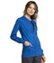 Photograph of WW Revolution Tech Women Zip Front Jacket Blue WW305AB-ROY