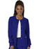 Photograph of WW Revolution Women's Snap Front Warm-up Jacket Blue WW310-GAB
