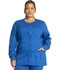 Photograph of WW Revolution Women's Snap Front Warm-up Jacket Blue WW310-ROY