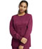 Photograph of WW Revolution Women's Snap Front Warm-up Jacket Red WW310-WIN