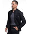 Photograph of WW Revolution Men's Men's Zip Front Jacket Black WW320-BLK