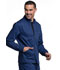 Photograph of WW Revolution Men's Men's Zip Front Jacket Blue WW320-NAV