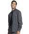 Photograph of WW Revolution Men Men's Zip Front Jacket Gray WW320-PWT