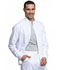 Photograph of WW Revolution Men's Men's Zip Front Jacket White WW320-WHT