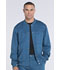 Photograph of WW Core Stretch Men's Men's Warm-up Jacket Blue WW330-CARW