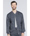 Photograph of WW Core Stretch Men's Men's Snap Front Jacket Gray WW330-PWTW