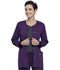 Photograph of Workwear WW Professionals Women's Snap Front Jacket Purple WW340-EGG