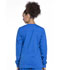 Photograph of Workwear WW Professionals Women's Snap Front Warm-up Jacket Blue WW340-ROY