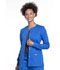 Photograph of Workwear WW Professionals Women's Snap Front Jacket Blue WW340-ROY