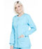 Photograph of Workwear WW Professionals Women's Snap Front Jacket Blue WW340-TRQ