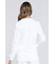 Photograph of Workwear WW Professionals Women's Snap Front Jacket White WW340-WHT