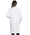 Photograph of WW Revolution Tech Unisex Unisex 40 Snap Front Lab Coat White WW350AB-WHT