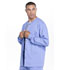 Photograph of Workwear WW Professionals Men's Men's Snap Front Jacket Blue WW360-CIE
