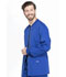 Photograph of Workwear WW Professionals Men's Men's Snap Front Jacket Blue WW360-GAB