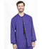 Photograph of Workwear WW Professionals Men Men's Snap Front Jacket Purple WW360-GRP