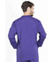 Photograph of Workwear WW Professionals Men's Men's Snap Front Jacket Purple WW360-GRP