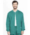 Photograph of Workwear WW Professionals Men Men's Snap Front Jacket Green WW360-HUN
